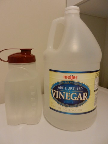 Vinegar, white