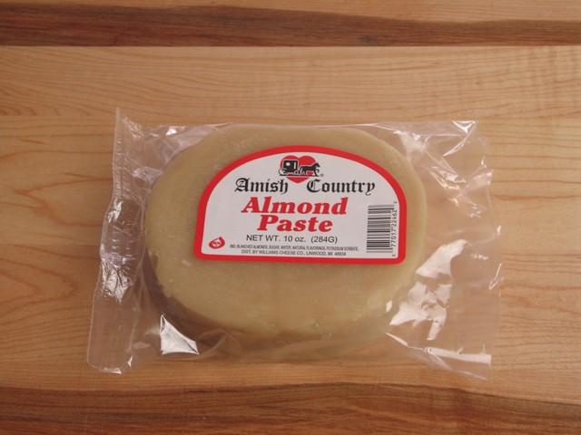 Amish almond paste