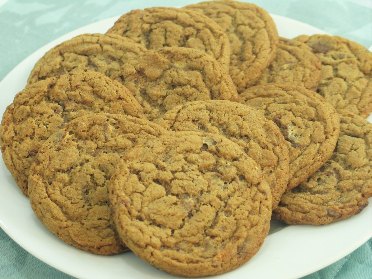 Super-tasty Malted Milk Cookies recipe with picture guide