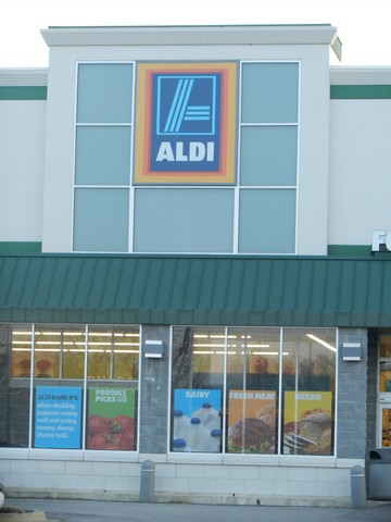 Aldi, German discount store