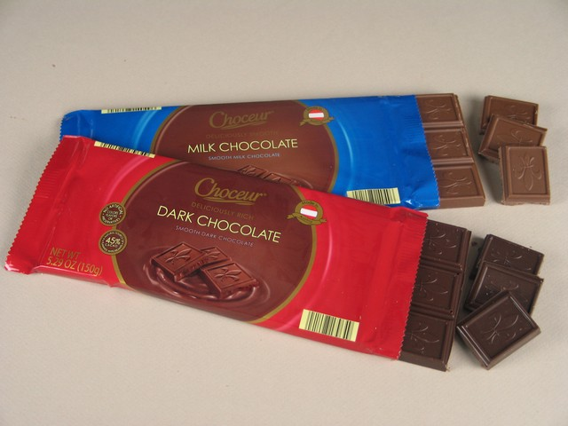 Delicious European Chocolats from Aldi