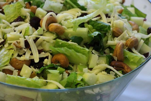 Craisin Cashew Salad, Recipe
