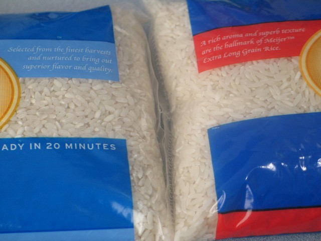 Long medium grain rice