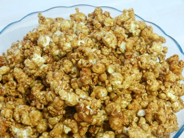 Crunchy Caramel Corn Recipe, Naturally Gluten Free