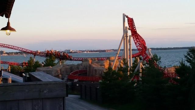 Cedar Point Amusement Park Roller Coaster Reviews The Country Basket
