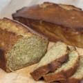Banana Bread Recipe, Country Style Home Baked