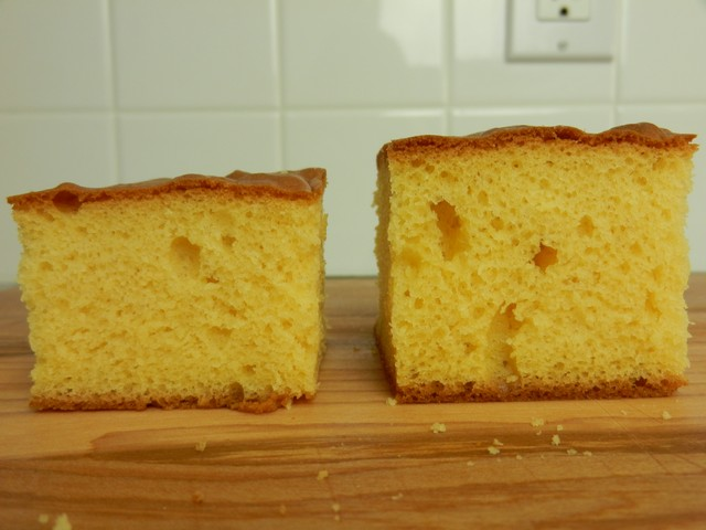Cake from a boxed mix, how to make them higher, fluffier, moister, taste from-scratch.