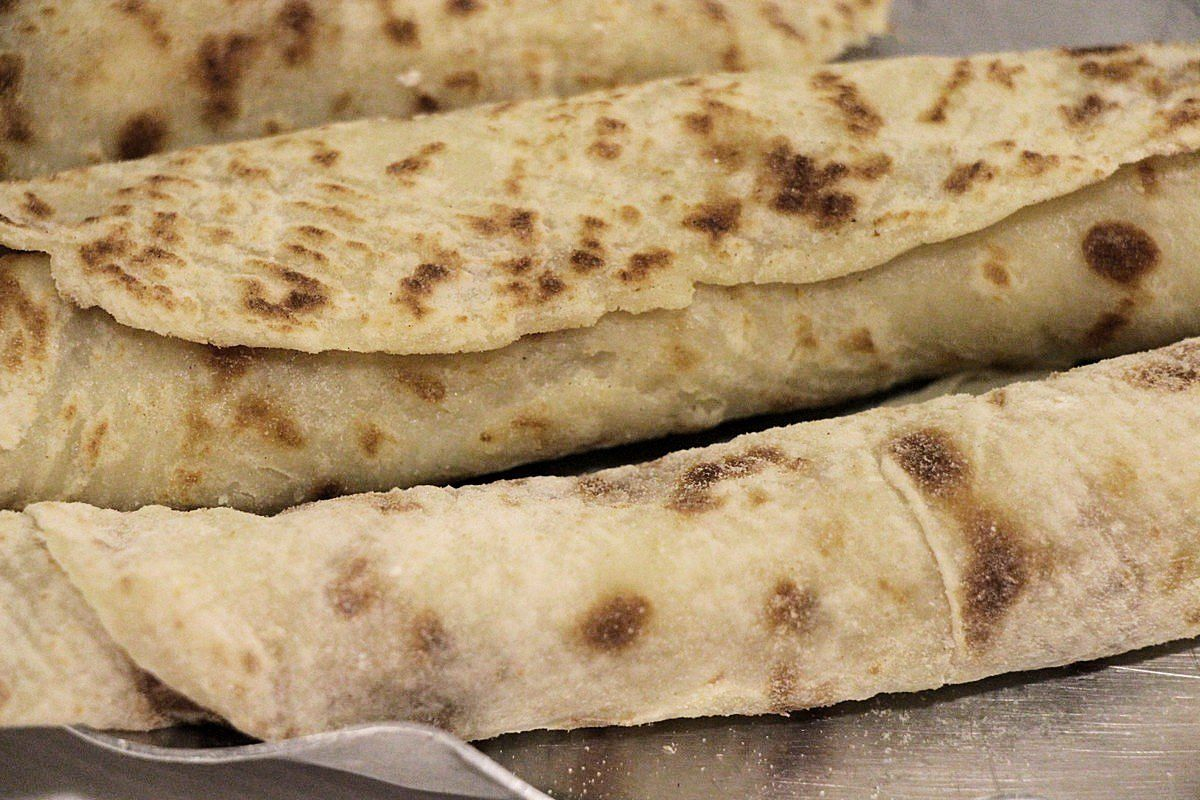 Traditional Norwegian potato lefse recipes. Pics of how to bake.