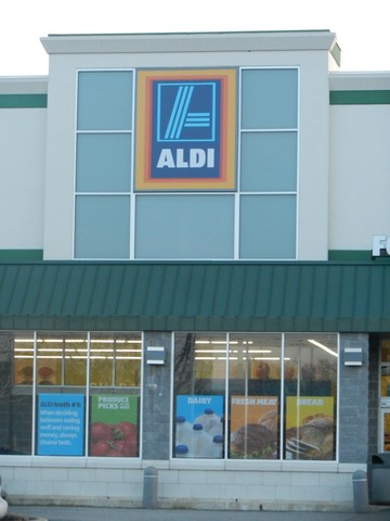 ALDI discount grocery store. Top 20 list of favorite products. They also carry natural foods, organics, and gluten free.
