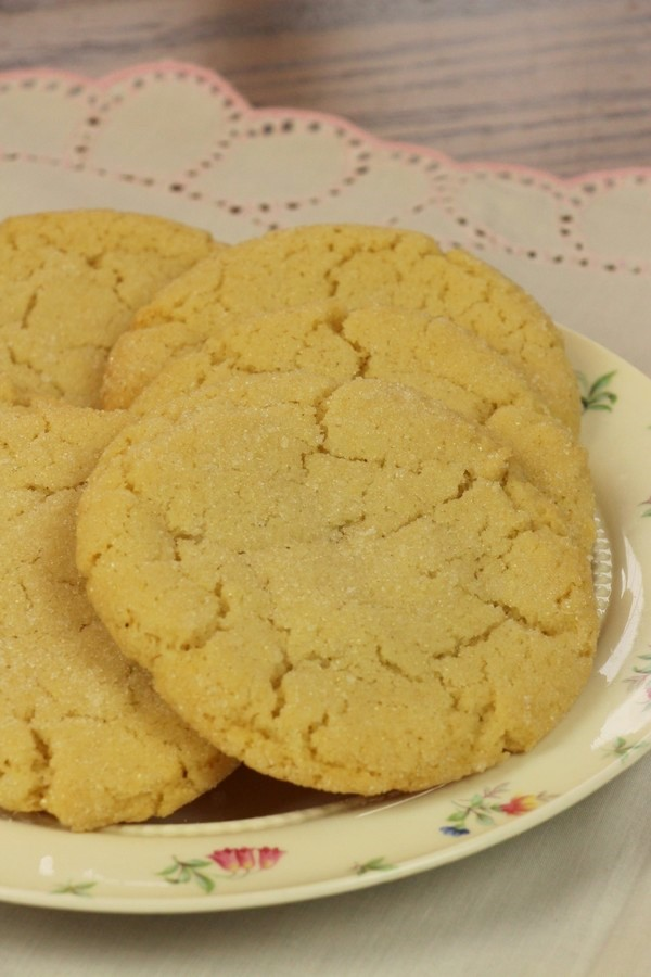 One-Bowl Super Chewy Sugar Cookies, Recipe with pictures