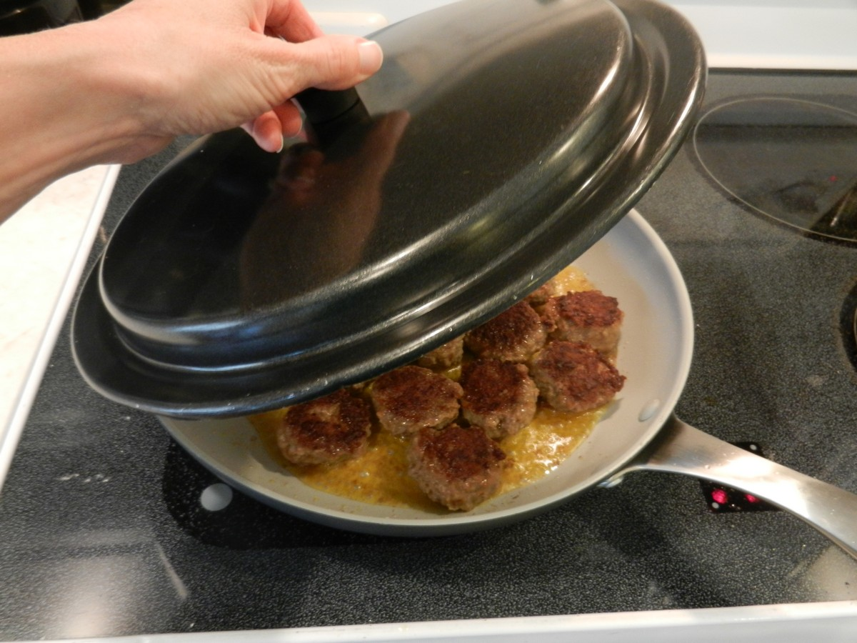 These old fashioned Norwegian meatballs are authentic; the real deal!