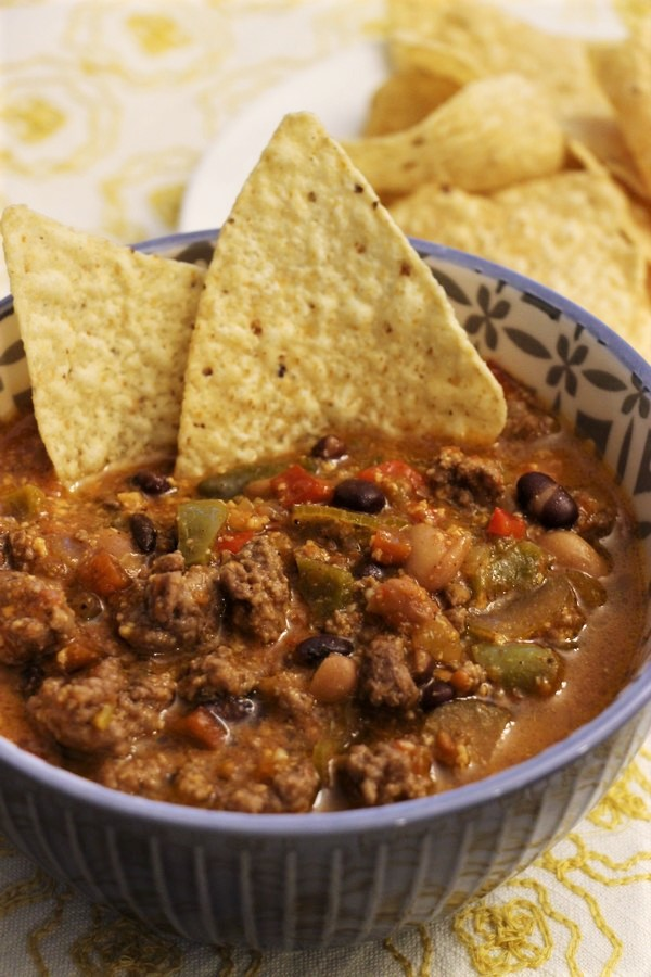 Hearty Garden Chili Recipe The Country Basket